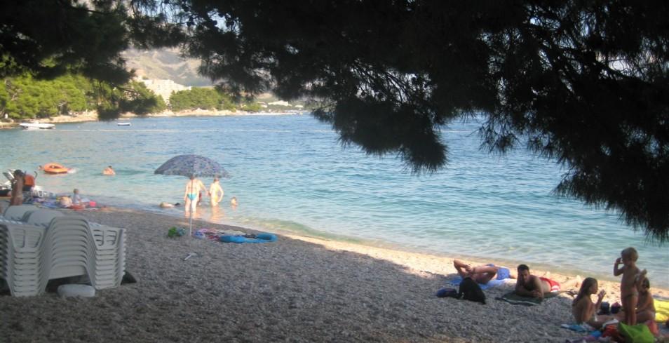 Blizina plaže