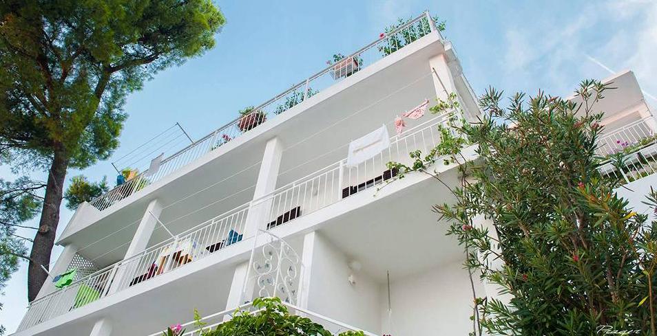 Top class apartments